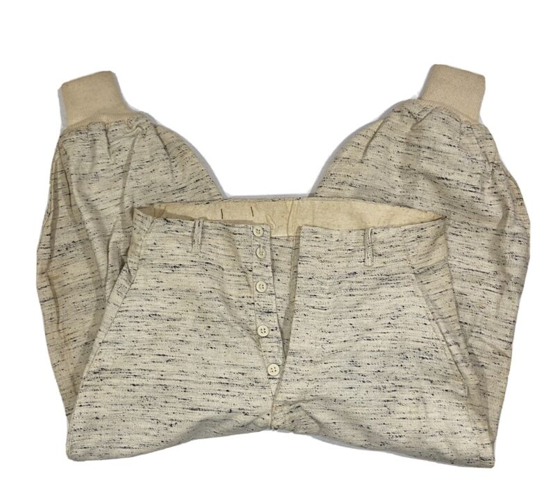 Vtg Boys Knickers Pedal Pushers Golf Work Pants NOS 1920s Button Fly Age 16