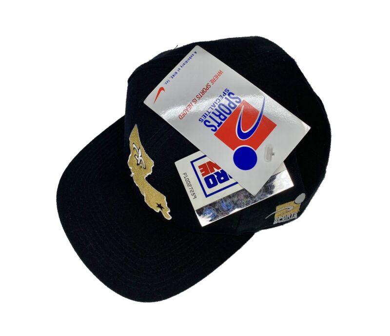 Vintage 90s Deadstock New Sports Specialties Snapback/Hat