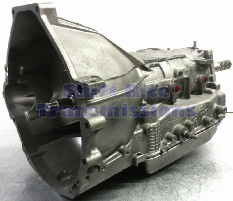 4r70w 1998-2003 2wd Remanufactured Transmission Ford 4.6l F-150 E-250 Warranty