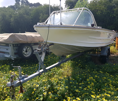 Aluminium Runabout Boat