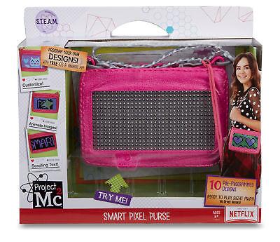 Project Mc2 Smart Pixel Purse