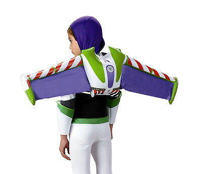 Buzz Lightyear Jetpack Toy Story Costume Accessory Disguise 11204](Buzzlightyear Costume)