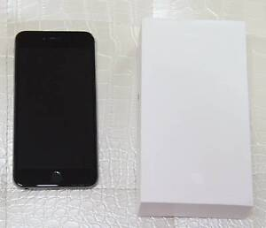 iPhone 6 Plus 16 GB Space Gray top condition Lakemba Canterbury Area Preview