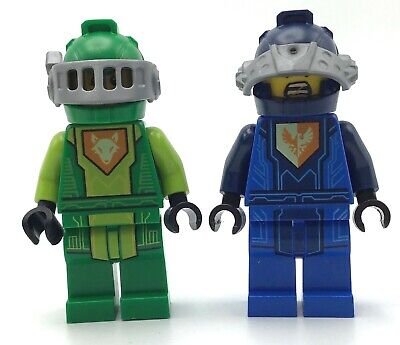 LEGO LOT OF 2 NEXO KNIGHT MINIFIGURES CASTLE SOLDIERS