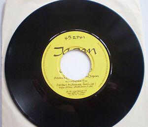 JAPAN-DAVID-SYLVIAN-7-45-CANTONESE-BOY-BURNING-BRIDGES-1981-UK