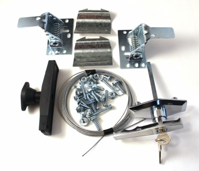 garage door latchWayne Dalton Garage Door Keyedinhandle Auto Latch ECR Lock Kit