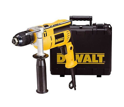 DeWALT DWD024-KS Taladro de Martillo 701W + Valija