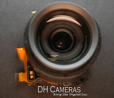 Lens Zoom Unit For Olympus Sp810 Sp-810 Digital Camera As...