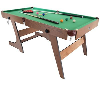 Hy-Pro 5ft Folding Snooker and Pool Table