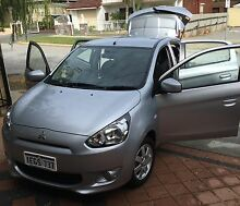 2013 Mitsubishi Mirage Hatchback Beaconsfield Fremantle Area Preview