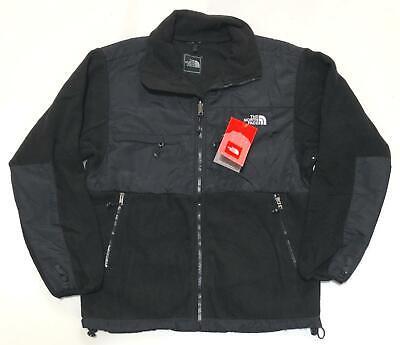 The North Face Denali Fleece Jacket Brand New Black Free Shipping
