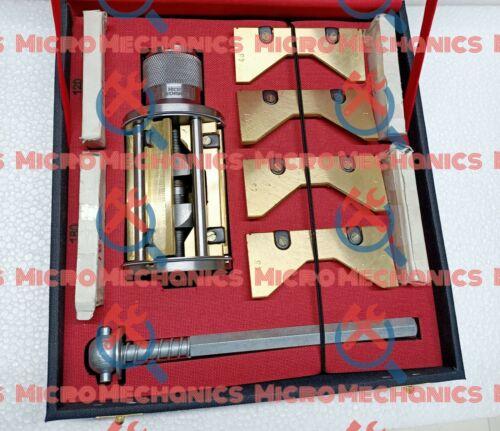 MICRO MECHANICS Engine Cylinder Hone Box 89 to 165 MM Honing Machine + 4x Stones