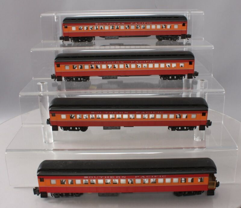 American Models S Gauge Assorted Southern Pacific Passenger Cars [4]