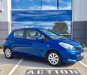 Toyota Yaris YRS Belmont Belmont Area Preview