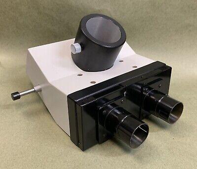 Leitz Trinocular Microscope Head
