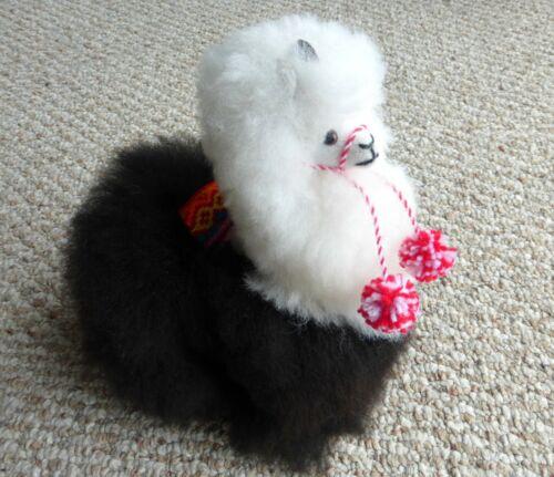 New Peruvian Handmade Alpaca Llama Stuffed Animal