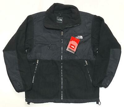 The North Face Denali Jacket Men's Brand New Fleece Black Free Shipping