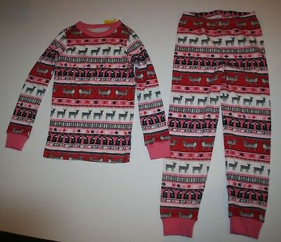 Girls Holiday Pajamas (NEW Gymboree Girls Holiday Pajamas Gymmies PJs 6 10 14 Penguin Fox Deer Fair)