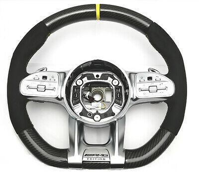 Carbon Lenkrad für Mercedes Benz AMG G63 C63 E63 S63 A45 Gt63 Amg performance