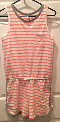 NEW Gap Girls XXL Jumper Striped One Piece Romper Outfit CHRISTMAS GIFT