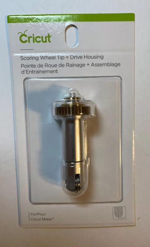 CricutScoring Wheel Tip &Drive Housing GENUINE NEW & SEALED 2005101