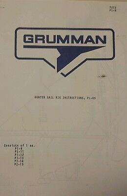 Grumman Aluminum Canoe Gunter Sail Rig Instructions