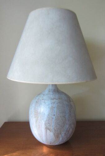 Beautiful Mid-Century Modern LEE ROSEN DESIGN TECHNICS Large Scale Ceramic Lamp