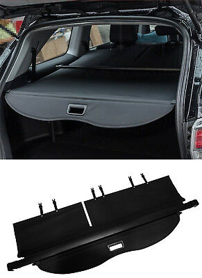 Fit For Toyota Highlander 2014-2019 Retractable Cargo Luggage Rear Trunk Cover