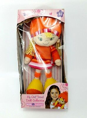 """Kids Preferred 14"""" Plush My Girlfriend Doll Collection (Filled With Wonder) -NEW"""