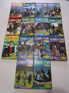 The Saddle Club books assortment Mitchelton Brisbane North West Preview