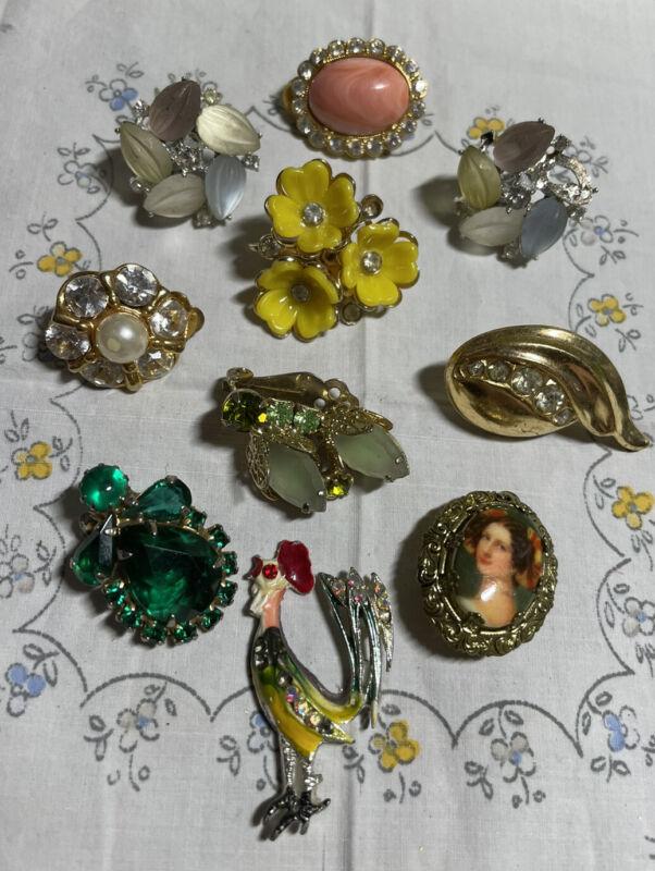 Crafting Jewelry Single Earrings Create Harvest Repurpose CRF9-40