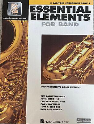 Essential Elements for Band Bk. 1 : Eb Baritone Saxophone