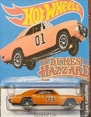 Dukes of Hazzard Movie General Lee Unrestored 69 Dodge Charger Custom Hot Wheels