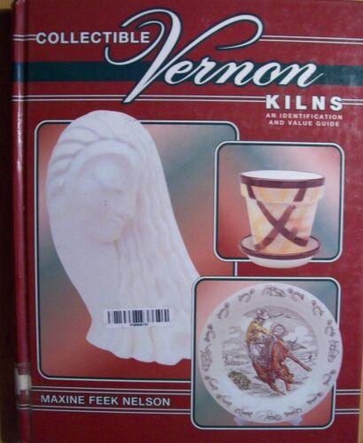 Vernon Kilns Art Pottery $$$ Price Guide Collectors Book