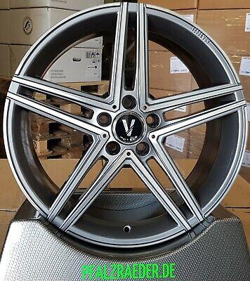 Alufelgen 8,5x19 5x112 Mercedes GLA C Klasse W204 W205 W176 W212 A E CLA AMG