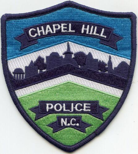 CHAPEL HILL NORTH CAROLINA NC POLICE PATCH
