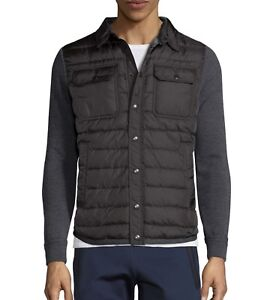 Moncler Long Sleeve Quilted Sweater Jacket