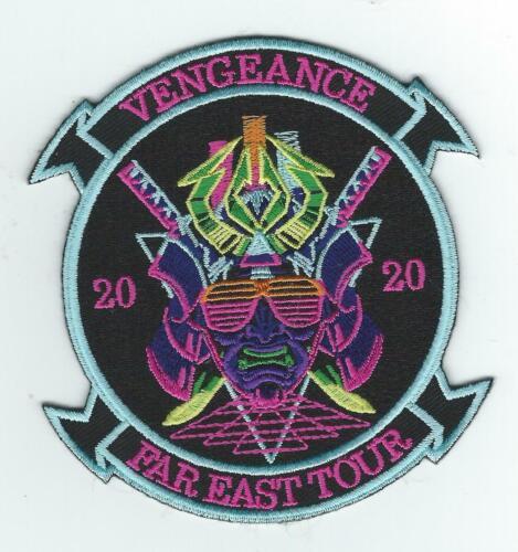 """HMLA-469 """"VENGEANCE"""" FAR EAST TOUR 2020 (THEIR LATEST)  patch"""