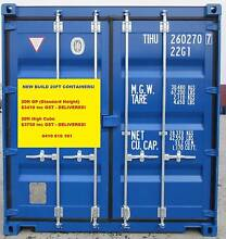 20ft NEW Shipping Container - Price INC GST & DELIVERY. Sydney Region Preview