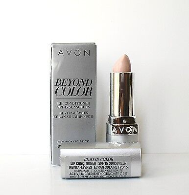 Avon Beyond Color Lip Conditioner With Retinol   Collagen Spf 15 New And Boxed