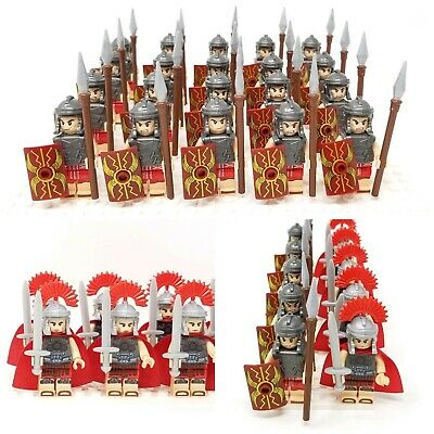 Custom Medieval Soldier Minifigures For Lego - Choose Your Army - USA Seller