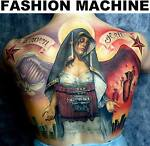 fashion-machine