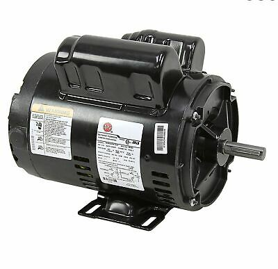 3 Hp Spl 3450 Rpm U56 Frame 115230v Air Compressor Motor Us Nidec 3768