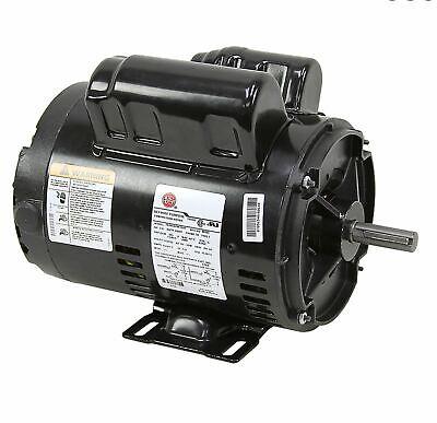 3 Hp Spl 3450 Rpm U56 Frame 115230v Air Compressor Motor Us Nidec 3768