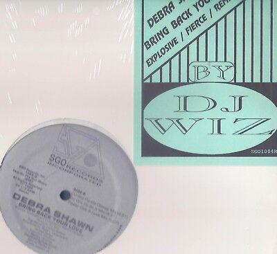 Debra Shawn Bring Back Your Love D J Wiz Remix  Miami Freestyle Sealed 92 Sgo