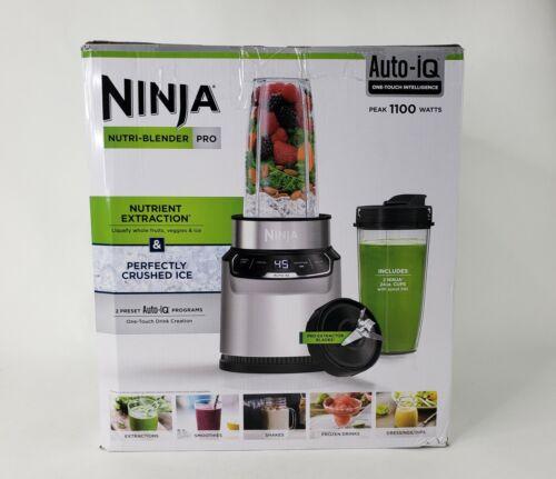 Ninja Nutri Blender Pro 1100W With Auto IQ BN401
