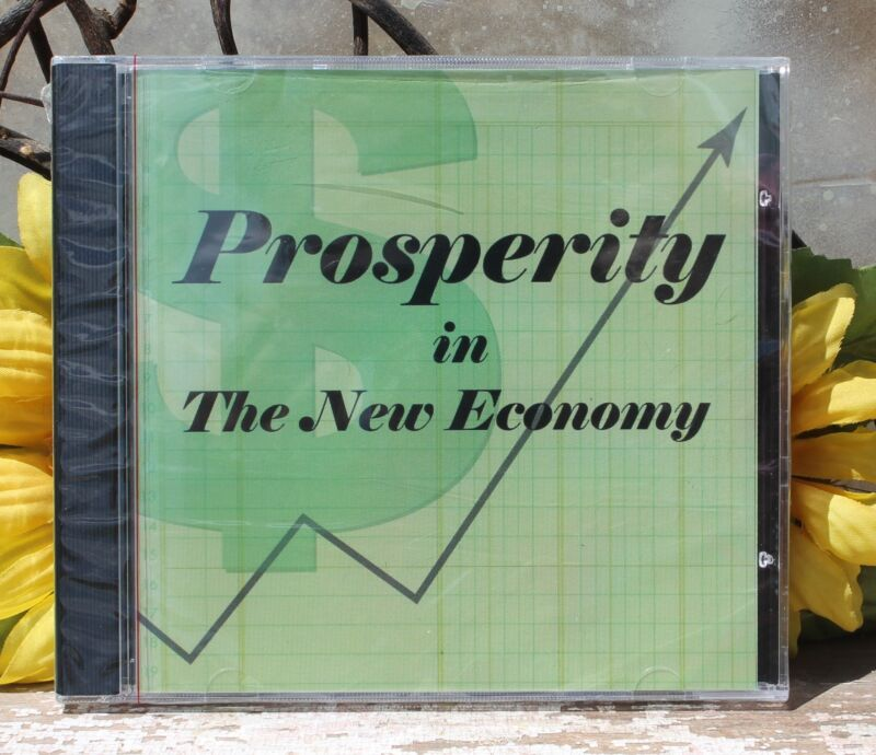Duke Clark - Prosperity in the New Economy - CD