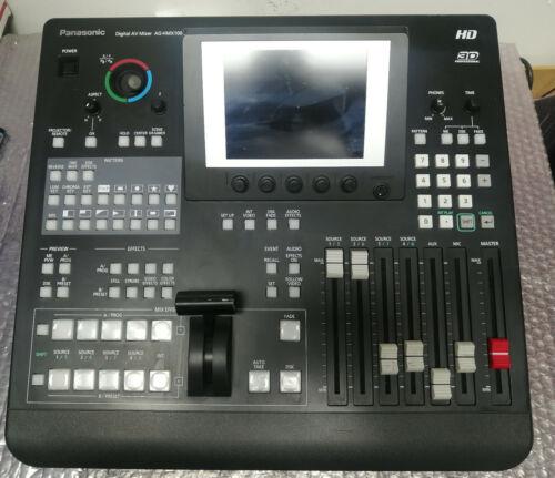 Panasonic AG-HMX100 HD/SD Digital A/V Mixer Switcher AG-HMX100P W/ POWER CORD