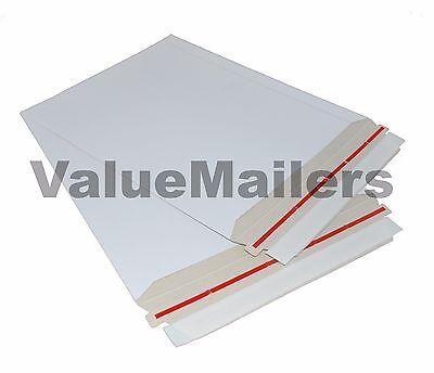100 Stay Flat Mailers 50 Ea 6x8 7x9 Photo Cd Dvd