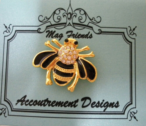 Needle Minder Magnet Bee Accoutrement Designs Cross Stitch
